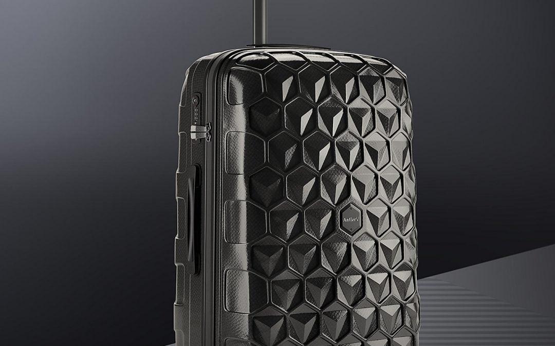 Maak kennis met de stijlvolle Antler Atom C1 handbagagekoffer