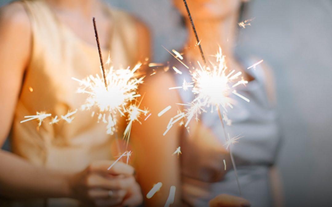 Event week: Let's Sparkle